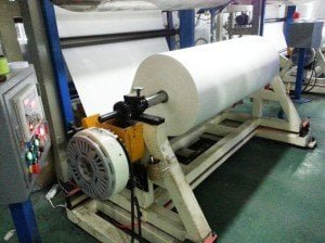 Sublimation paper production - inkjet