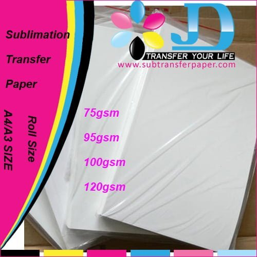 what type transfer paper printer what type transfer