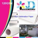 Dye Sublimation paper 1