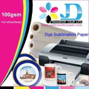 sublimation transfer paper 3