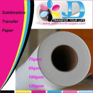 sublimation transfer paper 1