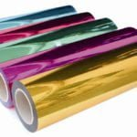 Metallic Heat transfer vinyl