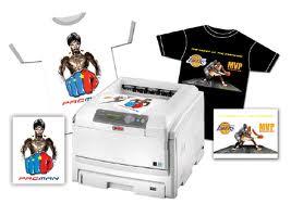 Laser printer transfer paper heat transfer printing paper for T shirt laser printing
