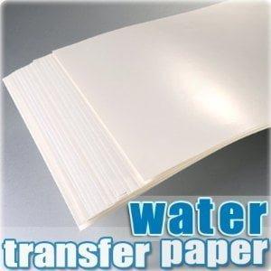 water slide transfer paper