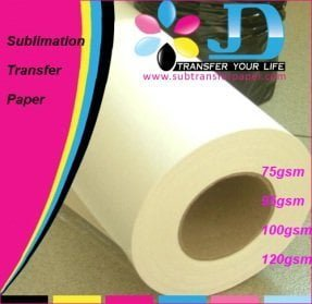 What Is Tacky Sublimation Paper And Why Do You Need It